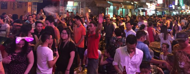 New Year in Ho Chi Minh City: The celebrations continue!