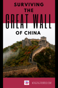Surviving The Great Wall