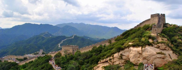 My tale of surviving the Great Wall of China.