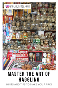 Master the art of haggling