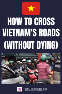 Surviving Vietnam's roads can be pretty terrifying!