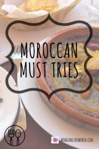 Moroccan Cuisine must tries