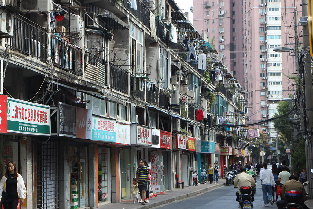 Chinese streets