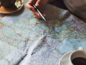 When it comes to British etiquette, it is important to know your geography!