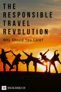 The Responsible Travel Revolution is coming!