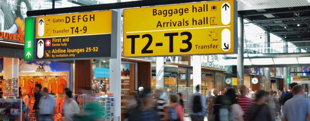 Hand luggage only? You can avoid that lengthy bag drop queue!