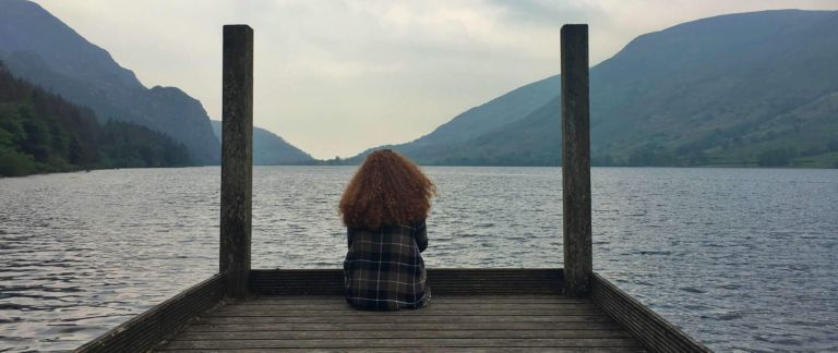 Dealing with stress while you travel can be hard and sometimes you need a moment in your own head to move past it.