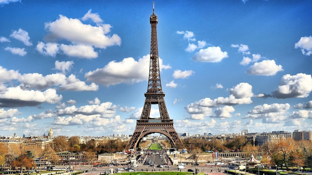 Paris, The City of Love: A guide for the unromantic
