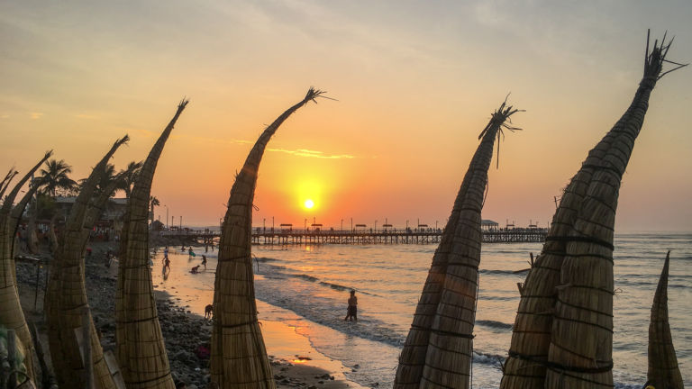 Highlights of Northern Peru- Huanchaco