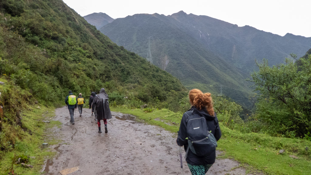 Debating about my packing list for the Salkantay Trek