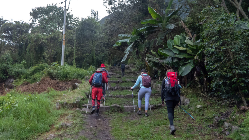 A small daypack is all you need on your Salkantay Trek packing list.