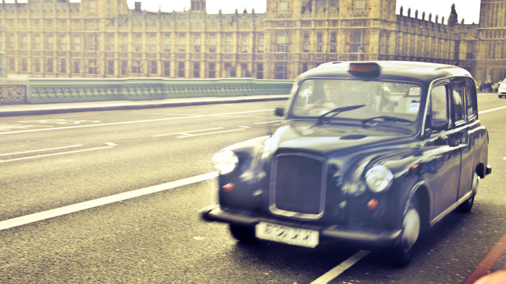 Taxi in London - travel journeys from hell!