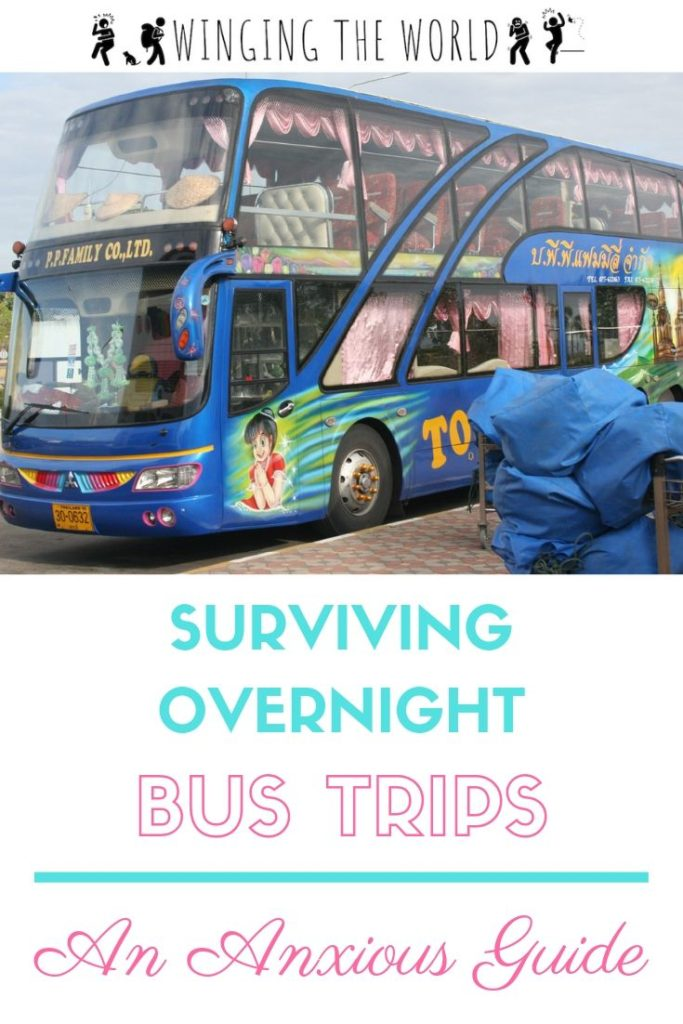 An Anxious Guide to... Surviving Overnight Bus Trips