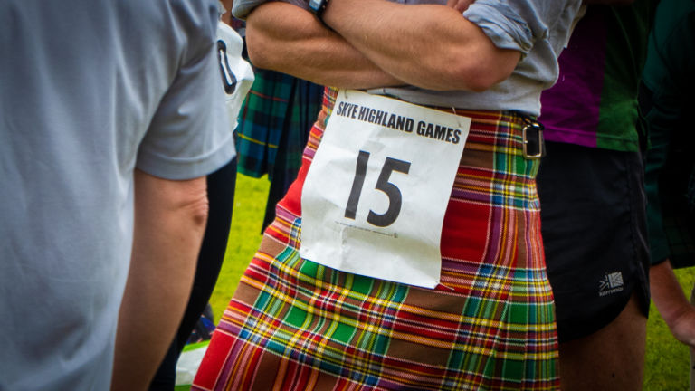Take a Peek Into Scottish Culture at the Skye Highland games!