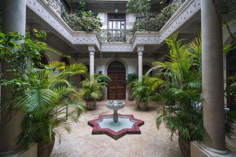 Best Riads in Marrakech. Image by Federico Gutierrez