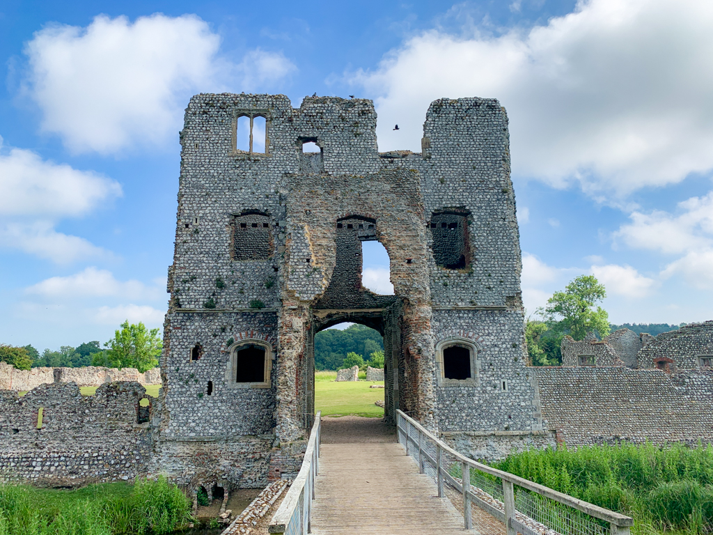 Baconsthorpe Castle: A Dose of Historic Norfolk
