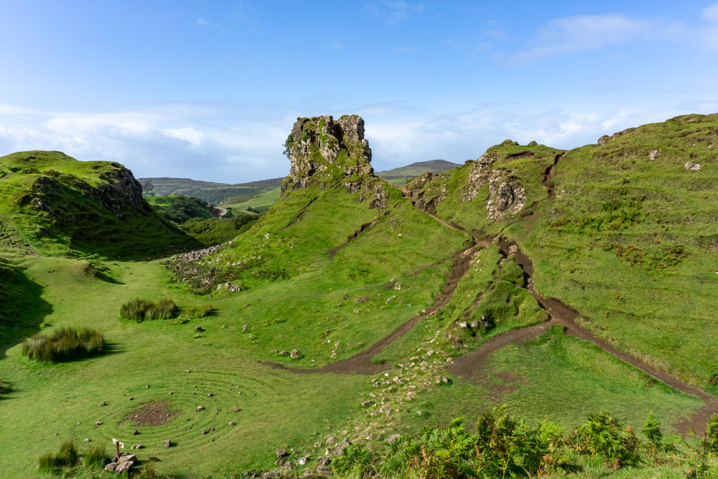 Fairy Glen: The Isle of Skye's Most Enchanting Attraction