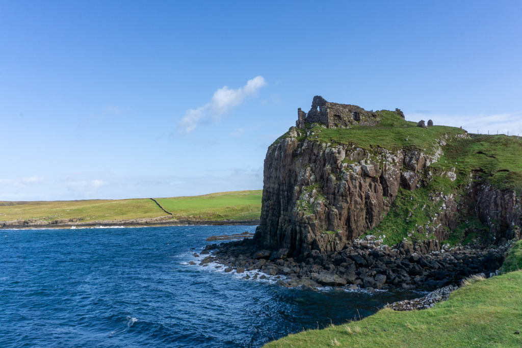 Unveiling the Secrets of Duntulm Castle, Isle of Skye