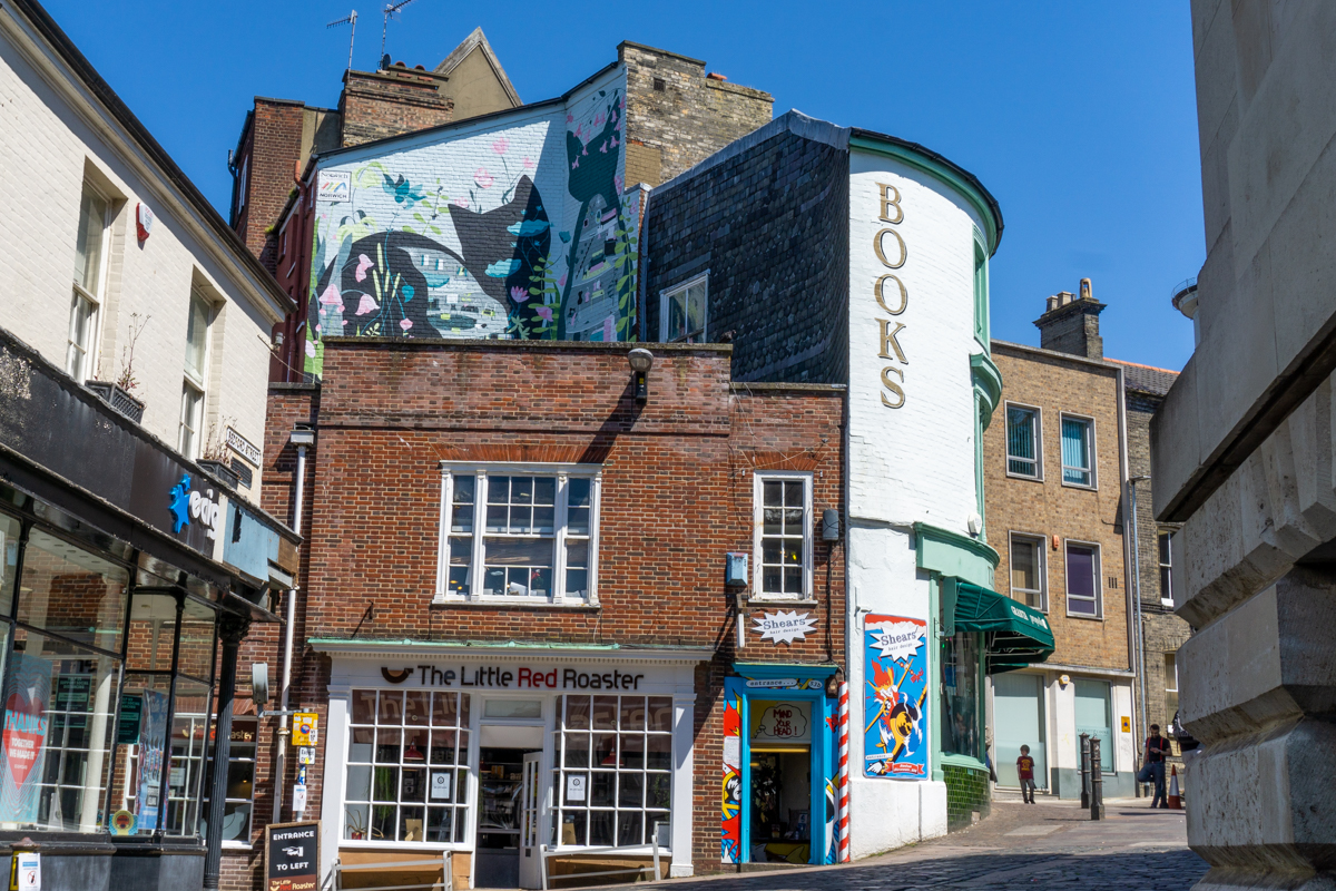 12 Best Places to See Street Art in Norwich, England