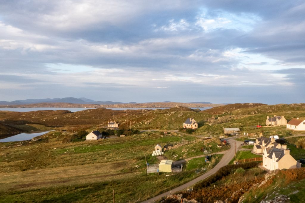Scenery on the Isle of Lewis